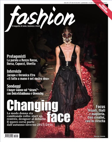 8f965c6036 Fashion 5 2015 by Fashionmagazine - issuu