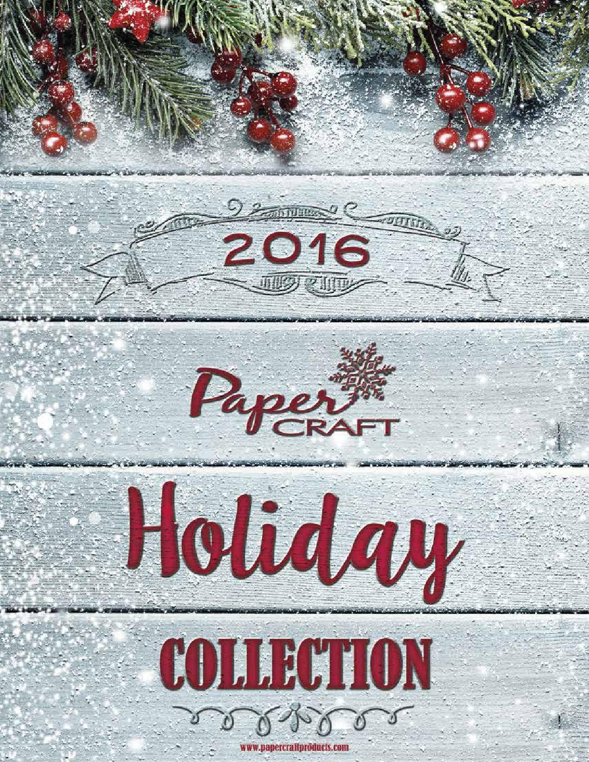 2016 Christmas And Holiday Collection By International Greetings Usa