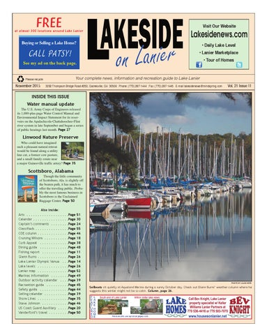 Lakesideonlaniernovember2015 by Lanier Publishing Inc  - issuu