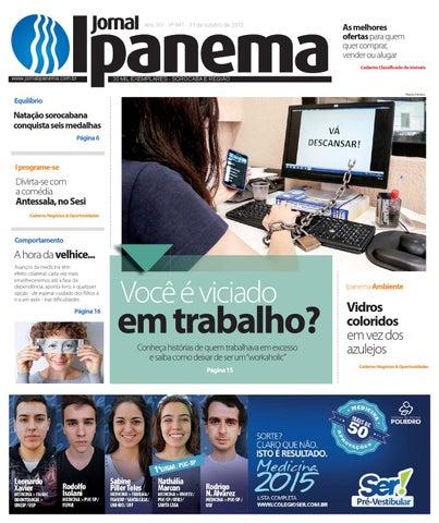 f7de409fa Jornal ipanema 841 by Jornal Ipanema - issuu