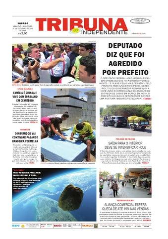 6cdf297c8025f Edição número 2484 - 31 de outubro de 2015 by Tribuna Hoje - issuu