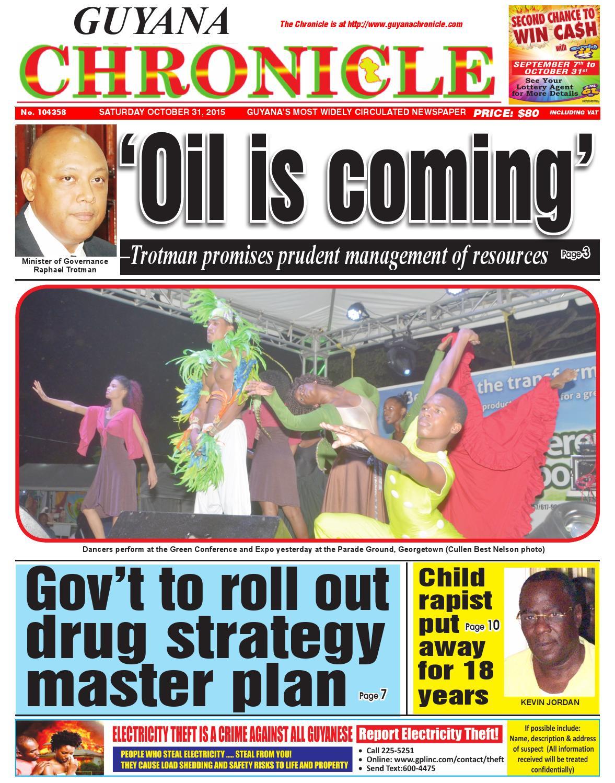 Chronicle 31 10 2015 b...