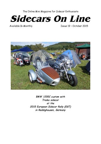 Sidecars on line 19 by John Procter - issuu