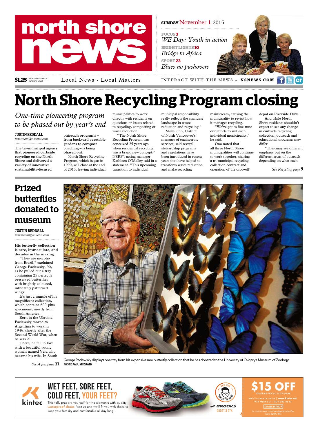 e95622f267c7 North Shore News November 1 2015 by North Shore News - issuu