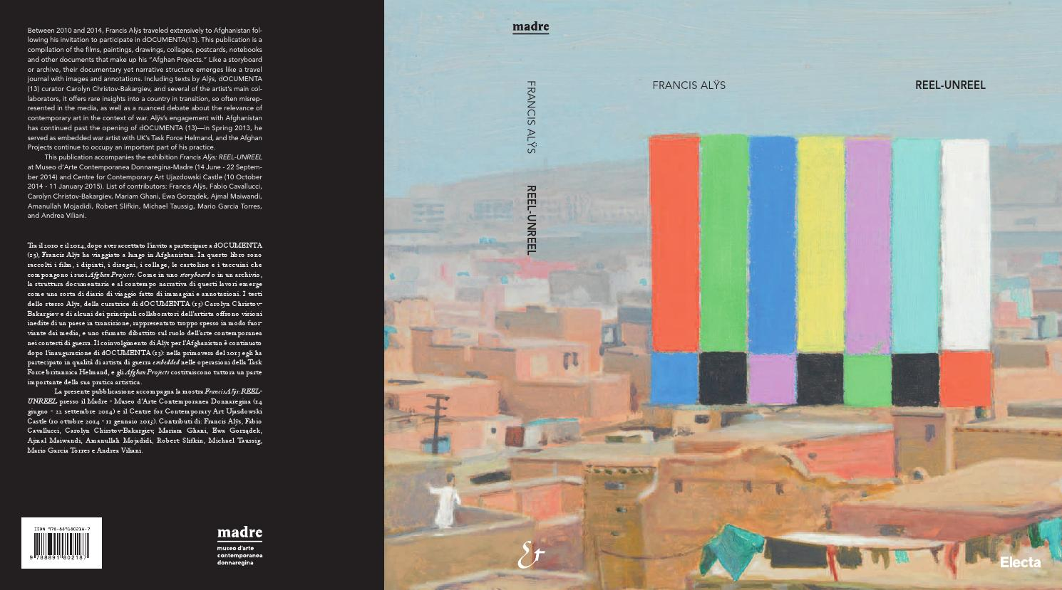 Afghanistan Book By Francis Alÿs Issuu