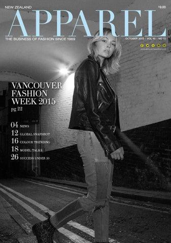 fc77b6dd5 Apparel Magazine // October 2015 by Review Publishing Ltd - issuu