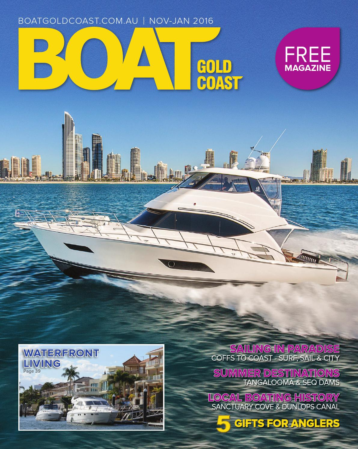 BOAT GOLD COAST MAGAZINE NOV - JAN 2016 by BOAT GOLD COAST - issuu Free Electrical Wiring Diagrams Raven Boat on boat electrical panel, sailing boats parts diagrams, boat motor wiring, boat grounding diagrams, boat wiring diagram printable, boat starter wiring diagram, boat circuit diagram, basic ac electrical power diagrams, marine electrical panel diagrams, boat gauge wiring diagram, basic electrical schematic diagrams, lund boat diagrams, square d electrical panels diagrams, boat construction diagram, boat wire diagrams, boat electrical systems, boat wiring harness, tracker boat electrical diagrams, boat tach wiring diagram, boat diagrams basic,