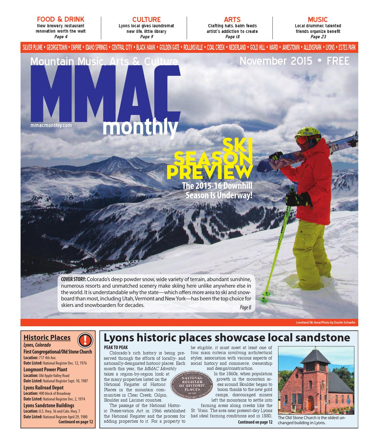 d3a1eb4518790 MMAC Monthly November 2015 by Wideawake Media - issuu