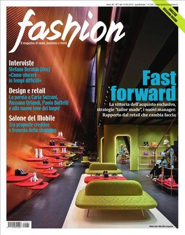 dae6afa7844c Fashion 7 2015 by Fashionmagazine - issuu