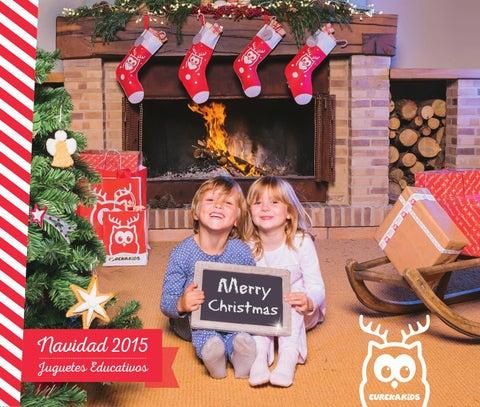 0386ff4418e4d México Eurekakids Navidad 2015 Juguetes Educativos by Eurekakids - issuu