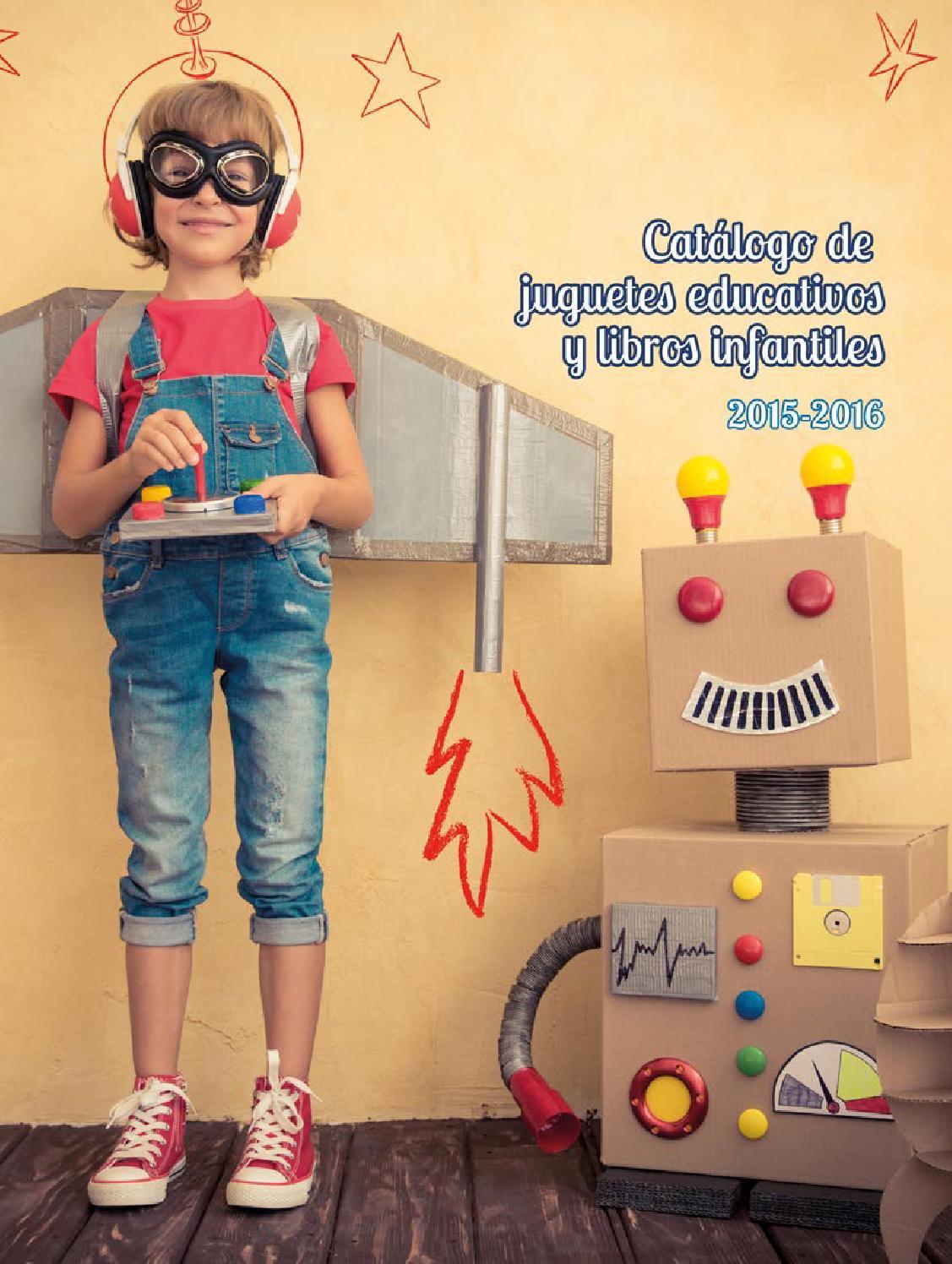 Catálogo de juguetes educativos y libros infantiles 2015 16 by ...