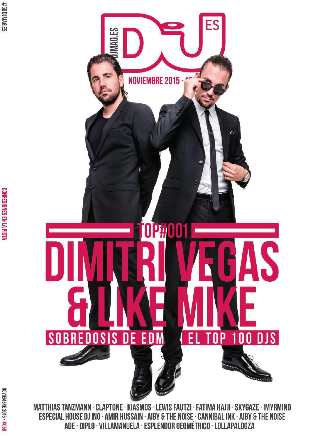 DJ MAG ES 058 by DJ Mag España - issuu 23d673cb349