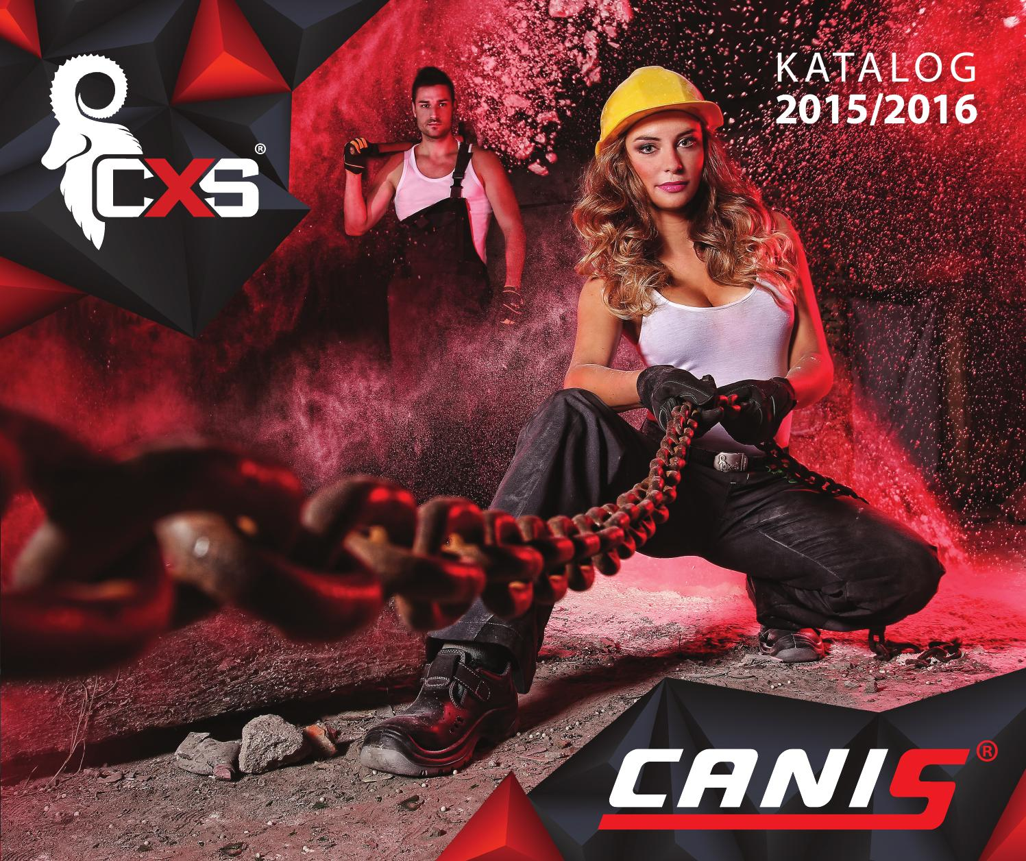 Katalog Canis Safety a.s. by canis - issuu 64a3fb4215
