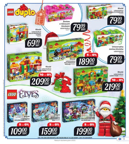 Carrefour Katalog Zabawki Od 411 Do 24122015 By Iulotkapl Issuu