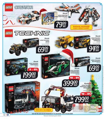 Carrefour Katalog Zabawki Od 411 Do 24122015 By Iulotkapl Issuu