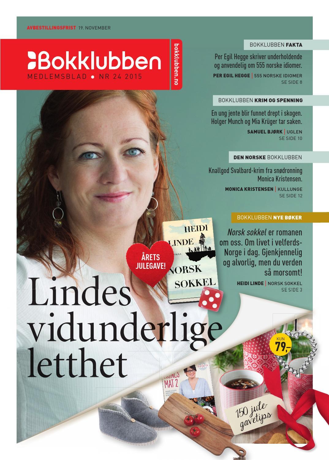 5ce3ea0b Medlemsblad nr 24, app by De norske Bokklubbene - issuu