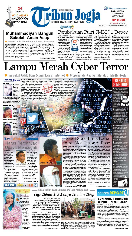 Tribunjogja 28 10 2015 By Tribun Jogja Issuu Produk Ukm Bumn Sambal Bawang Goreng Maklin