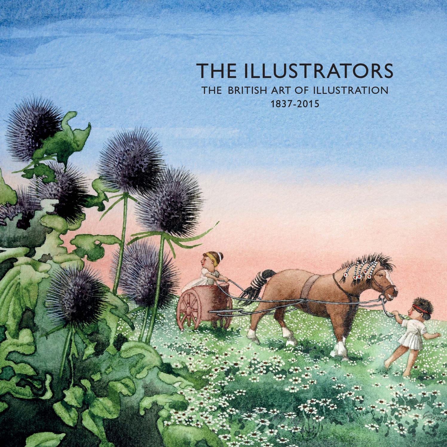 0c0d1d1bff07f The Illustrators catalogue 2015 by Chris Beetles - issuu
