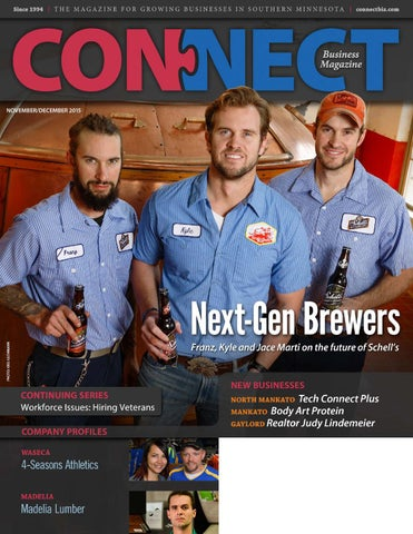 November/December 2015 by Connect Business Magazine - issuu