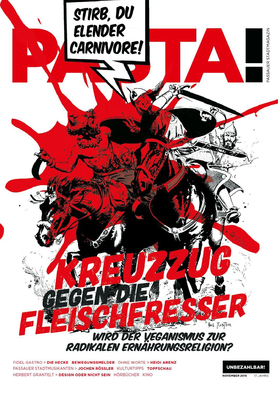 Pasta! Passauer Stadtmagazin November 2015 by Pasta! Passauer ...