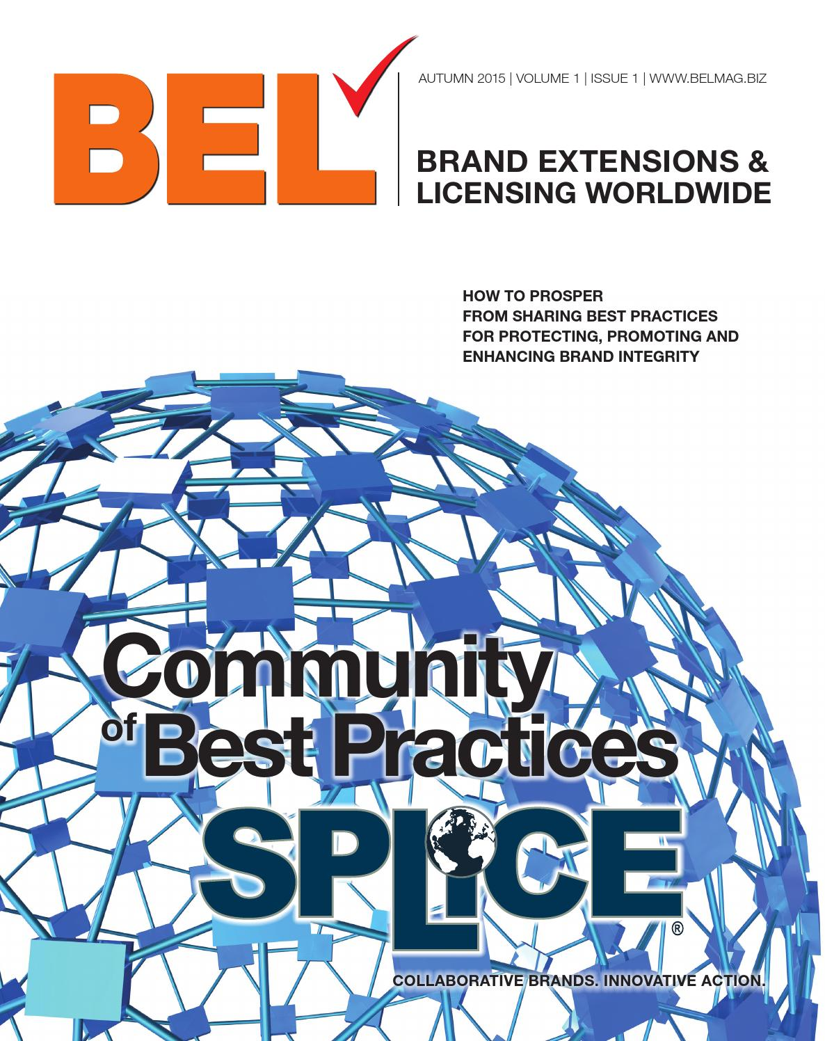 BEL | Brand Extensions & Licensing Magazine | Fall 2015 by BEL ...