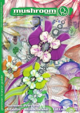 Mushroom Magazine April 2005 By Mushroom Magazine Issuu