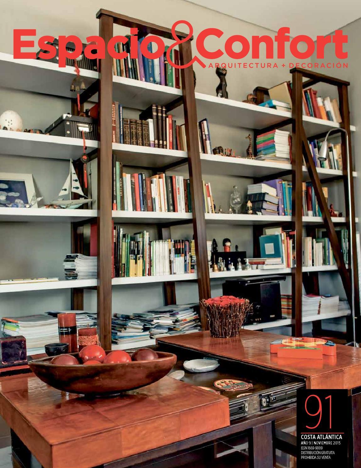 91 Costa Noviembre By Revista Espacio Confort Arquitectura  # Muebles Luberto Mar Del Plata