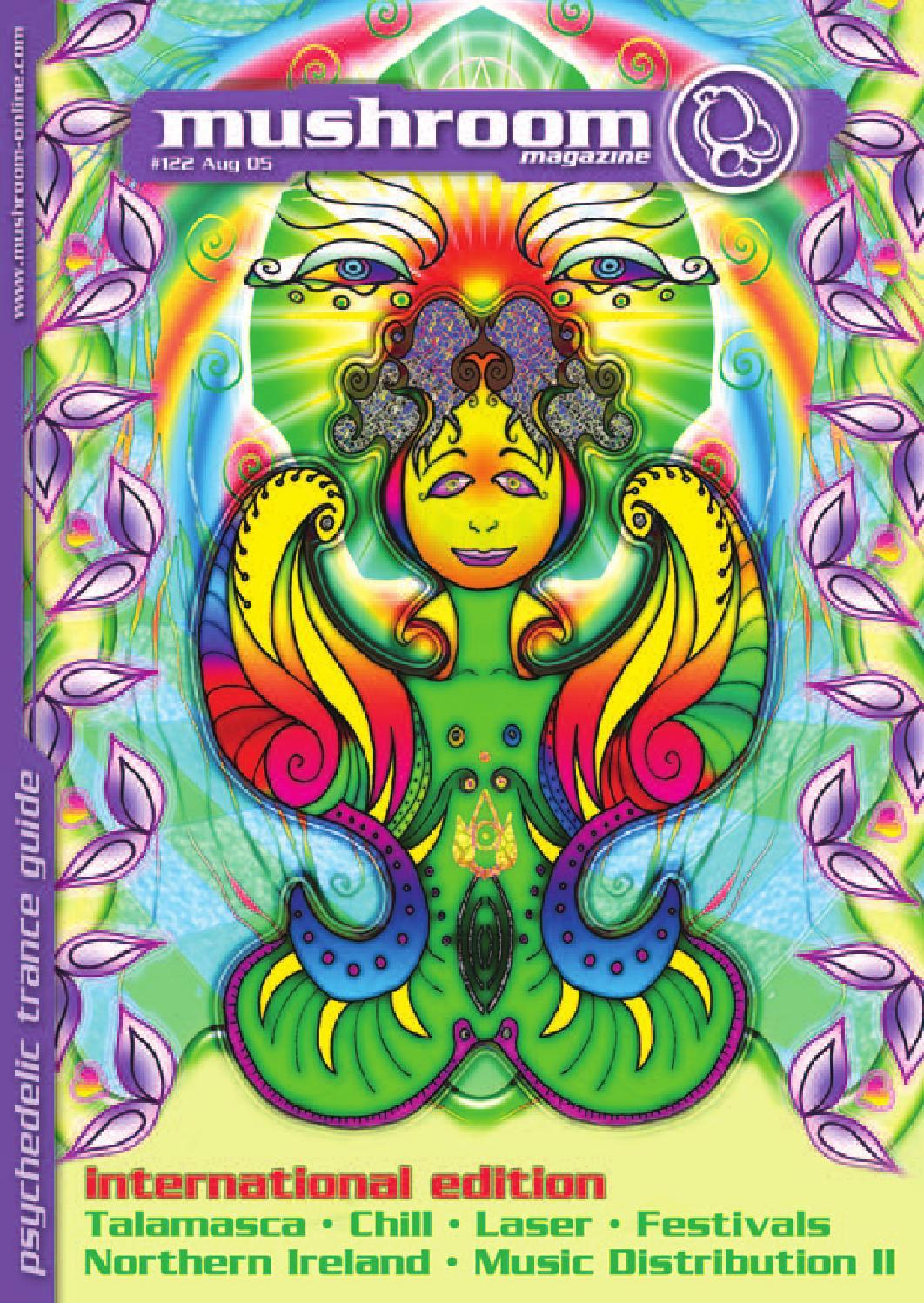 Mushroom Magazine August 2005 By Mushroom Magazine Issuu