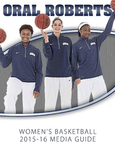 026605bffd7 2015-16 ORU Women s Basketball Media Guide by ORU Athletics - issuu