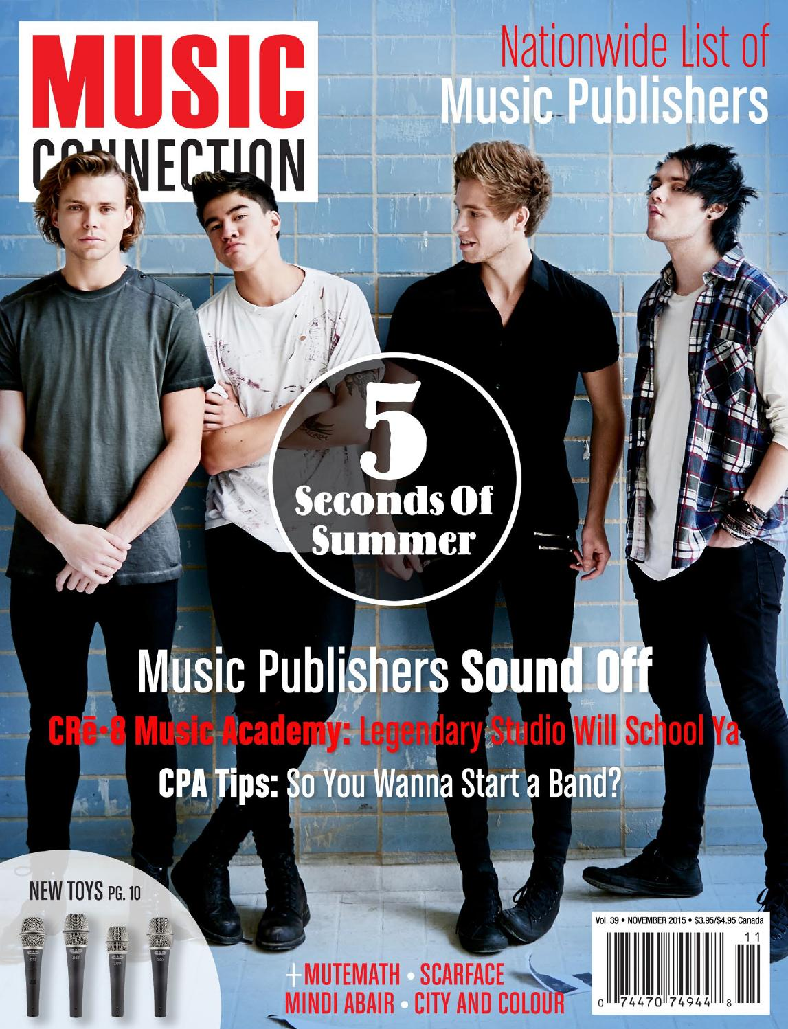 cdec1d91877 Music Connection November 2015 by Music Connection - issuu