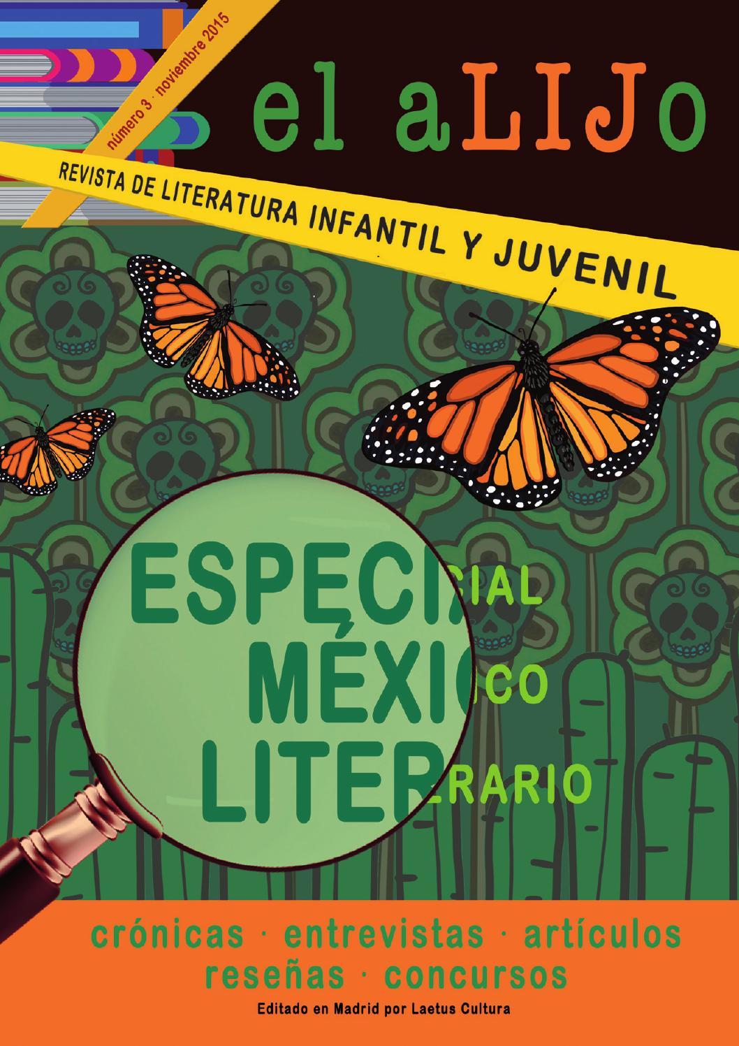 Revista de literatura infantil y juvenil El aLIJo Nº 3 by Revista El aLIJo  - issuu
