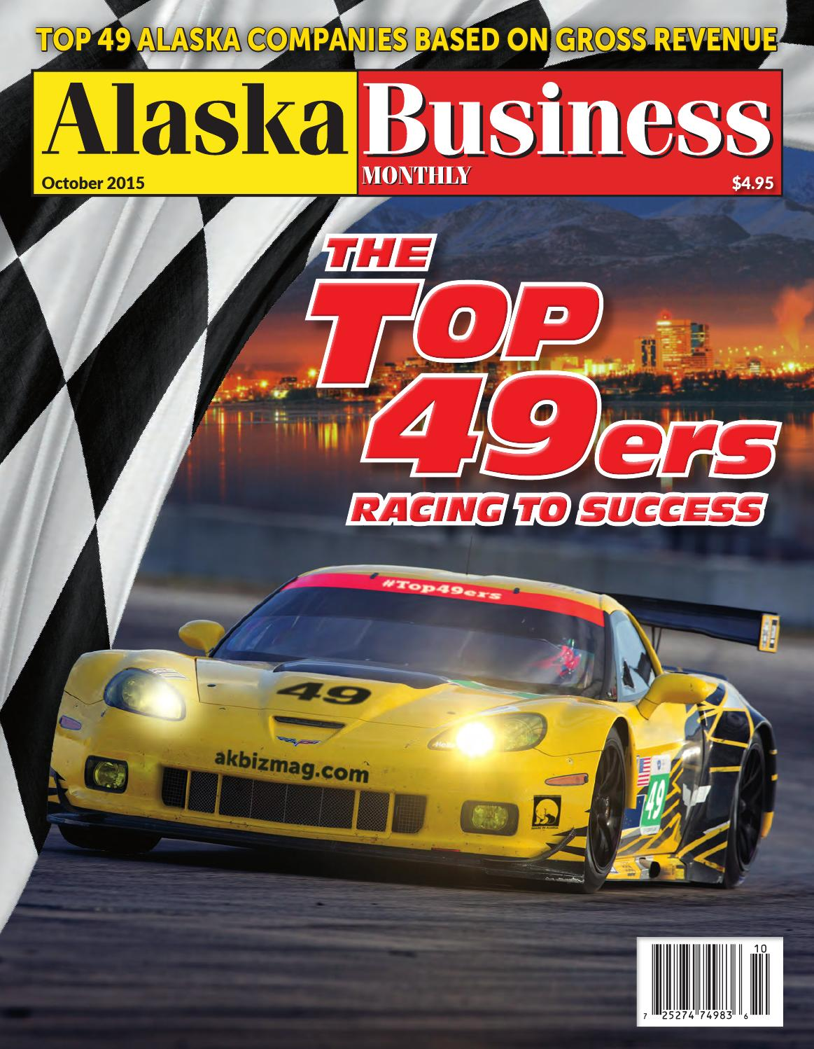 Alaska Business Monthly October 2015 By Issuu Ultimate Race Set 9485