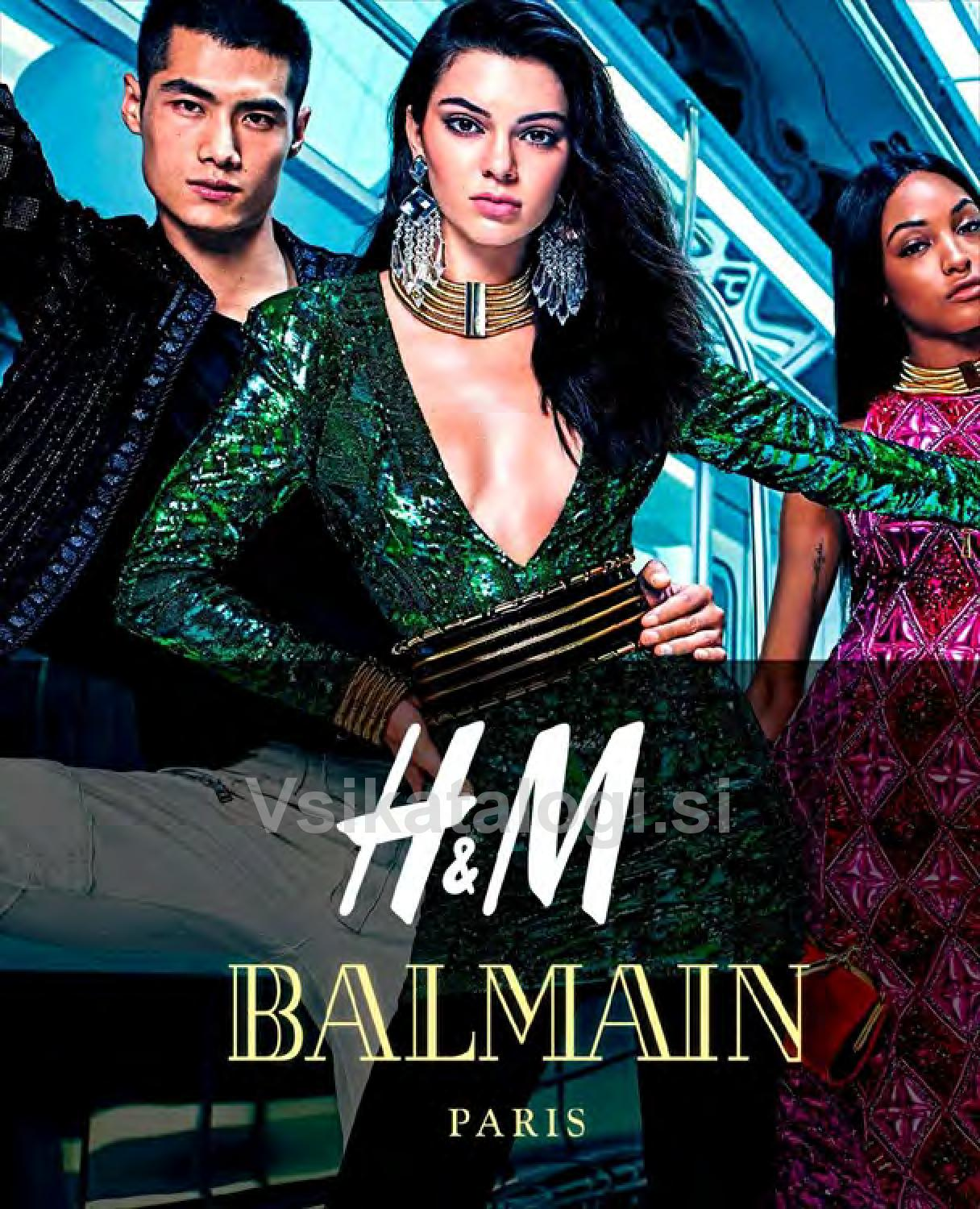 h m katalog balmain by issuu. Black Bedroom Furniture Sets. Home Design Ideas