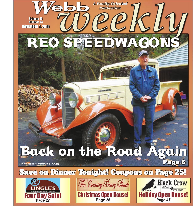 Webb Weekly November 4 2015 by Webb Weekly issuu