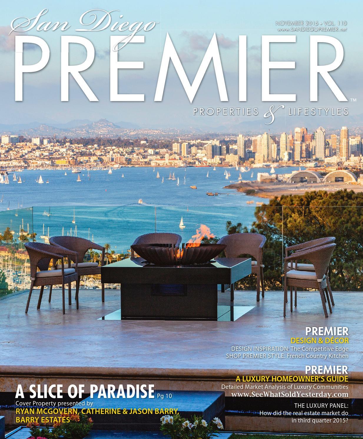 San Diego PREMIER 110 Nov 2015 by San Diego PREMIER - issuu