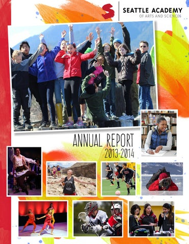 SAAS Annual Report 2013-14 by Seattle Academy - issuu