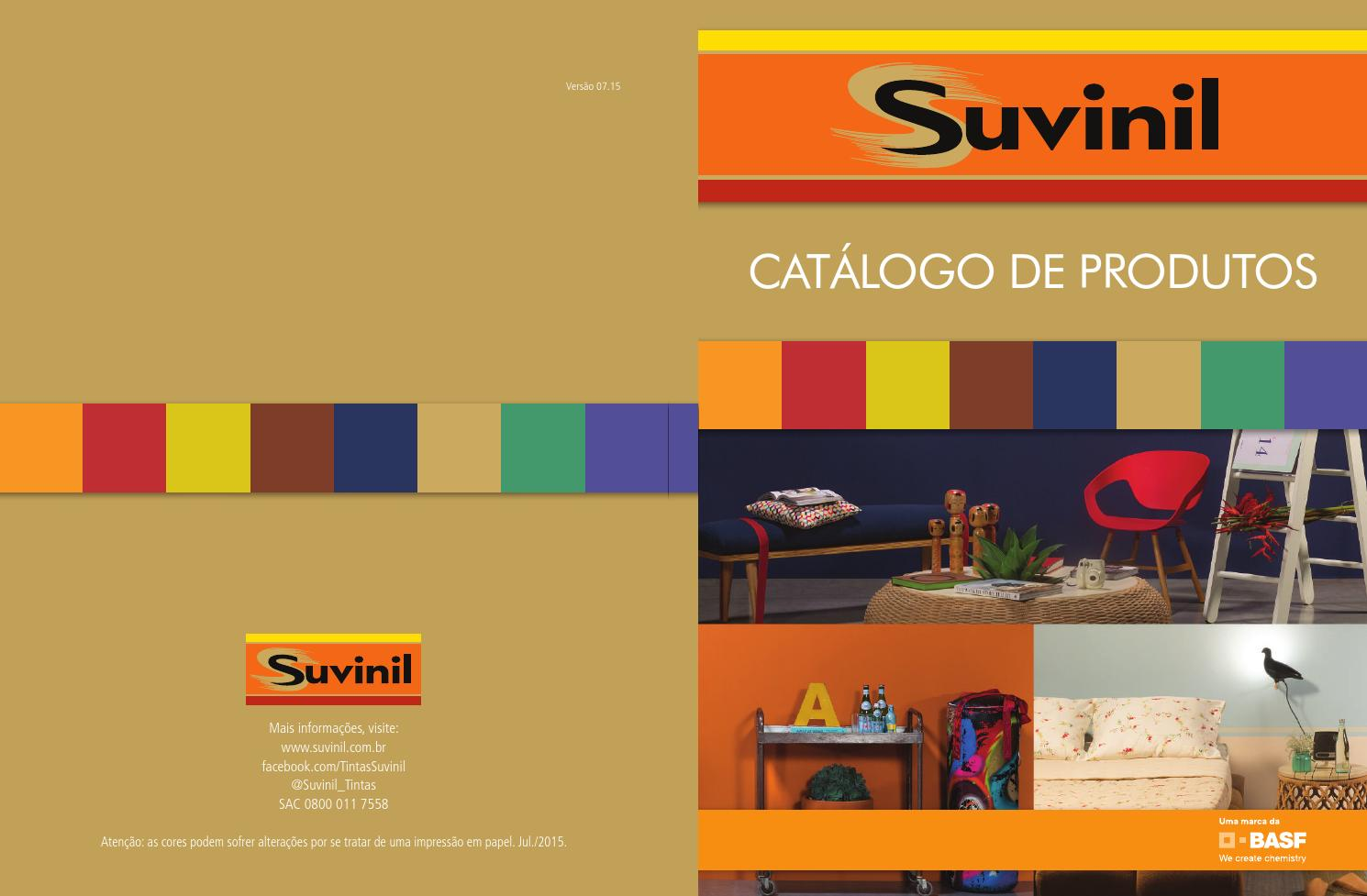 Catalogo suvinil by dismil issuu - Www latiendaencasa es catalogo ...