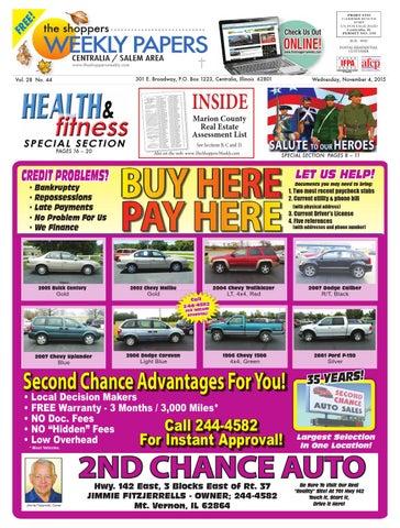 e561d535ba1 The Shopper s Weekly Papers - Centralia Salem Area by Scott ...