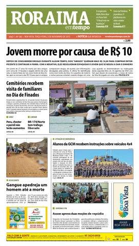 bb0cfcdb08 Jornal roraima em tempo – edição 180 – período de visualização ...