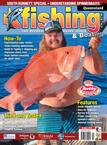 3166c46e5fa Queensland Fishing Monthly - October 2015 by Fishing Monthly - issuu