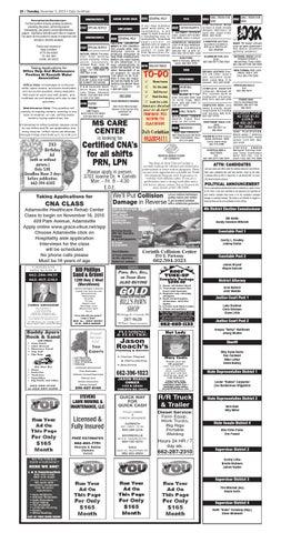 110315 Daily Corinthian E Edition By Daily Corinthian Issuu