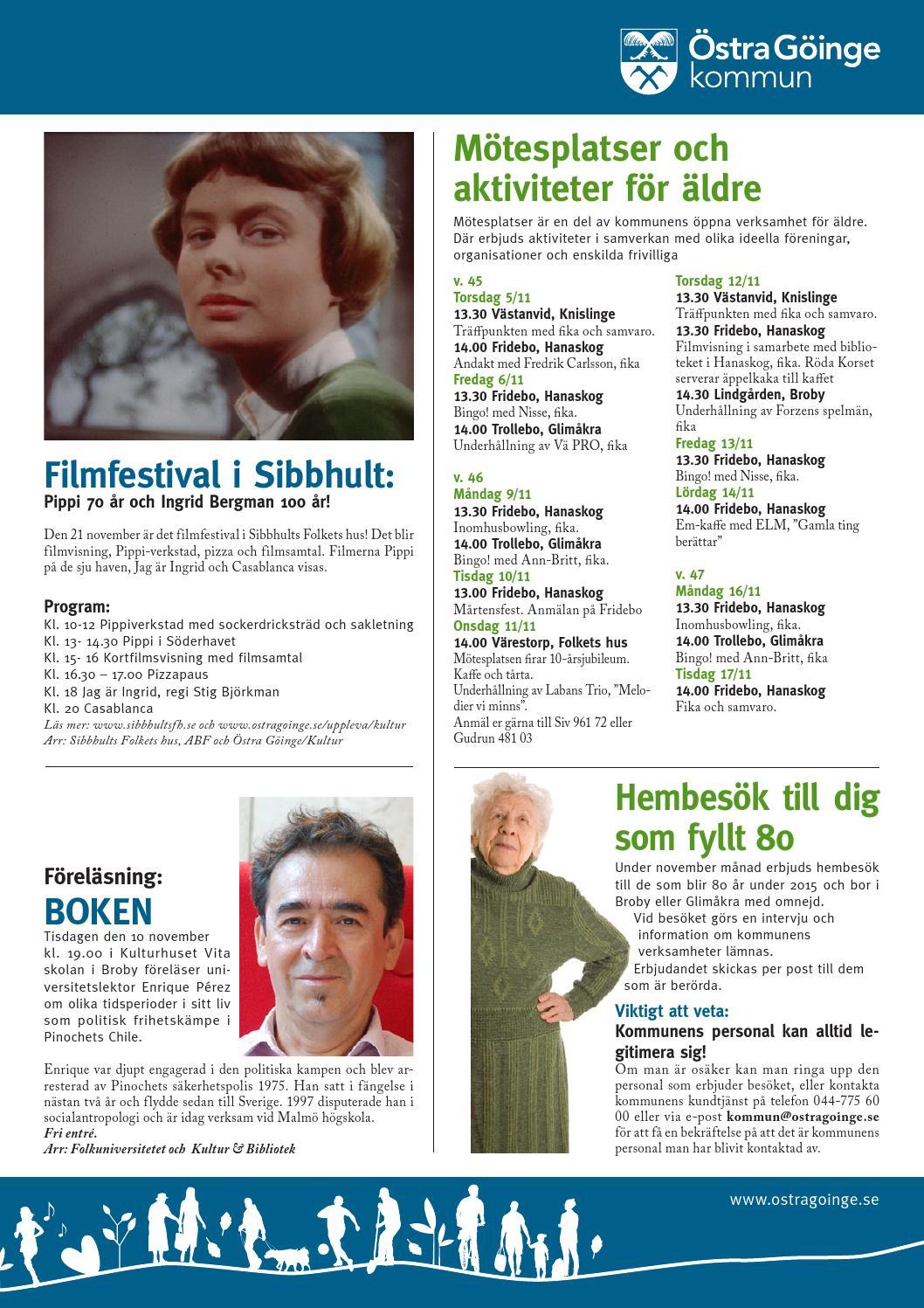 sandarne speed dating speed dating i kungsholm