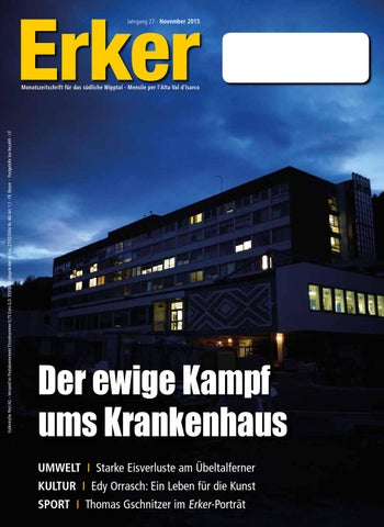 Erker 11 2015 by Der Erker - issuu