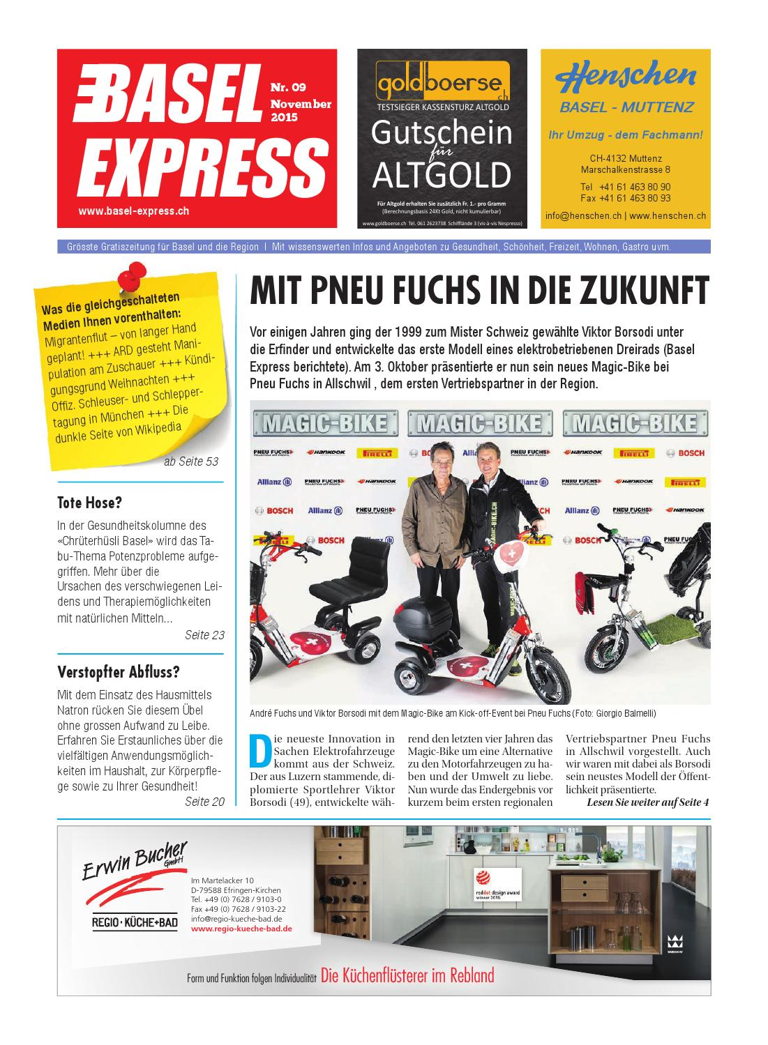 Ausgabe November 2015 By TradeXpress   Issuu