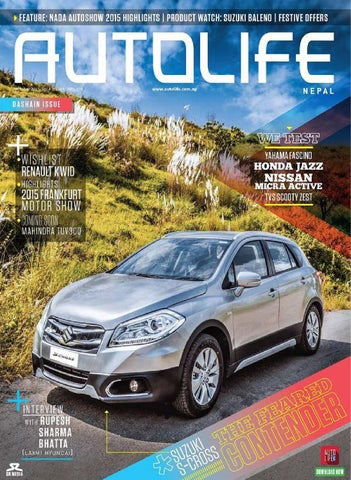 Oct 2015 Dashain By Autolife Nepal Issuu