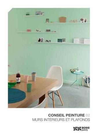 Conseil Peinture  Murs Intrieurs Et Plafonds By Colora De