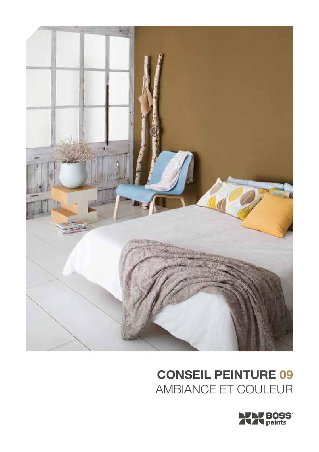 CONSEIL PEINTURE 09 AMBIANCE ET COULEUR by colora de ...