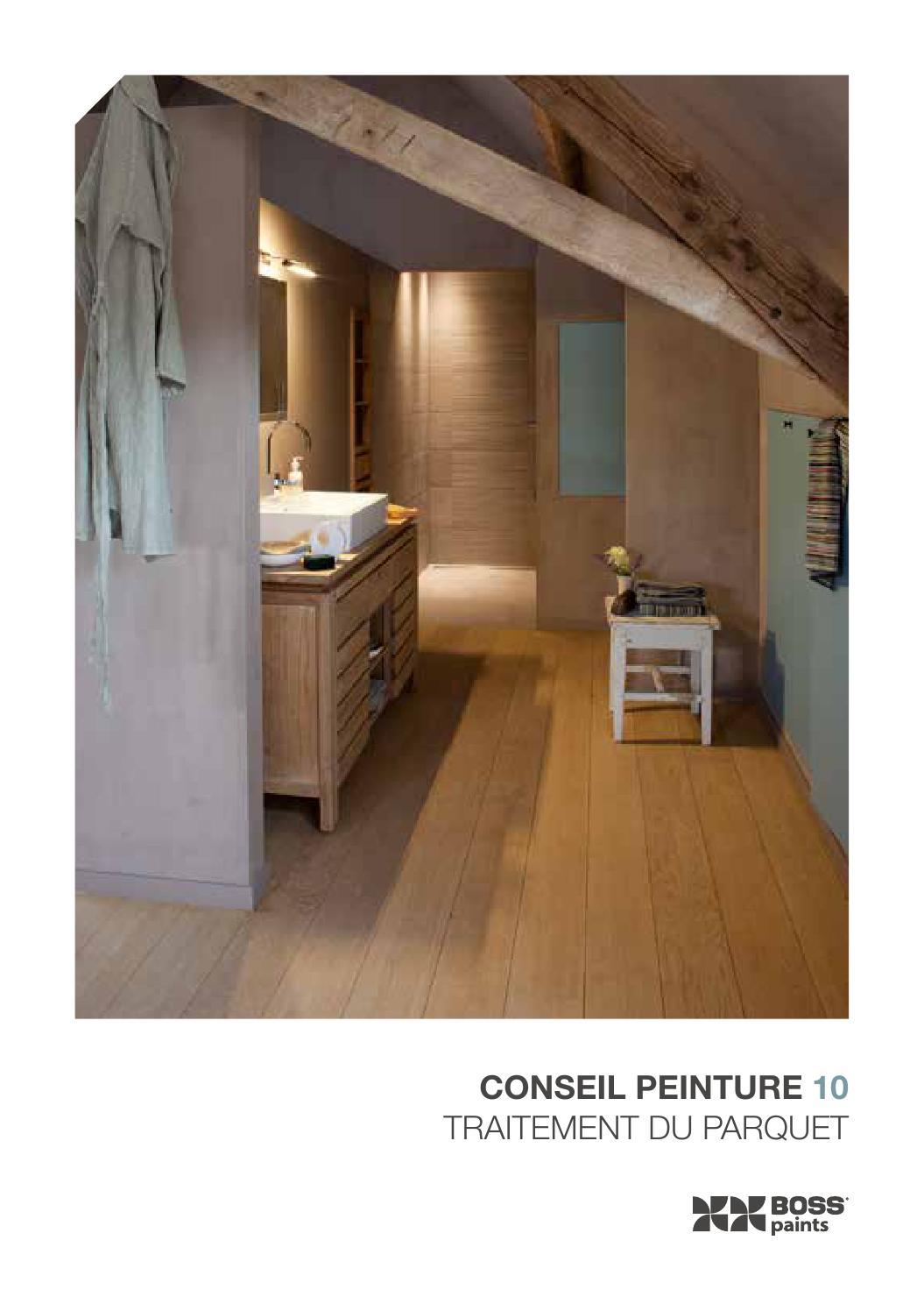 conseil peinture 10 traitement du parquet by colora de verfwinkel issuu. Black Bedroom Furniture Sets. Home Design Ideas