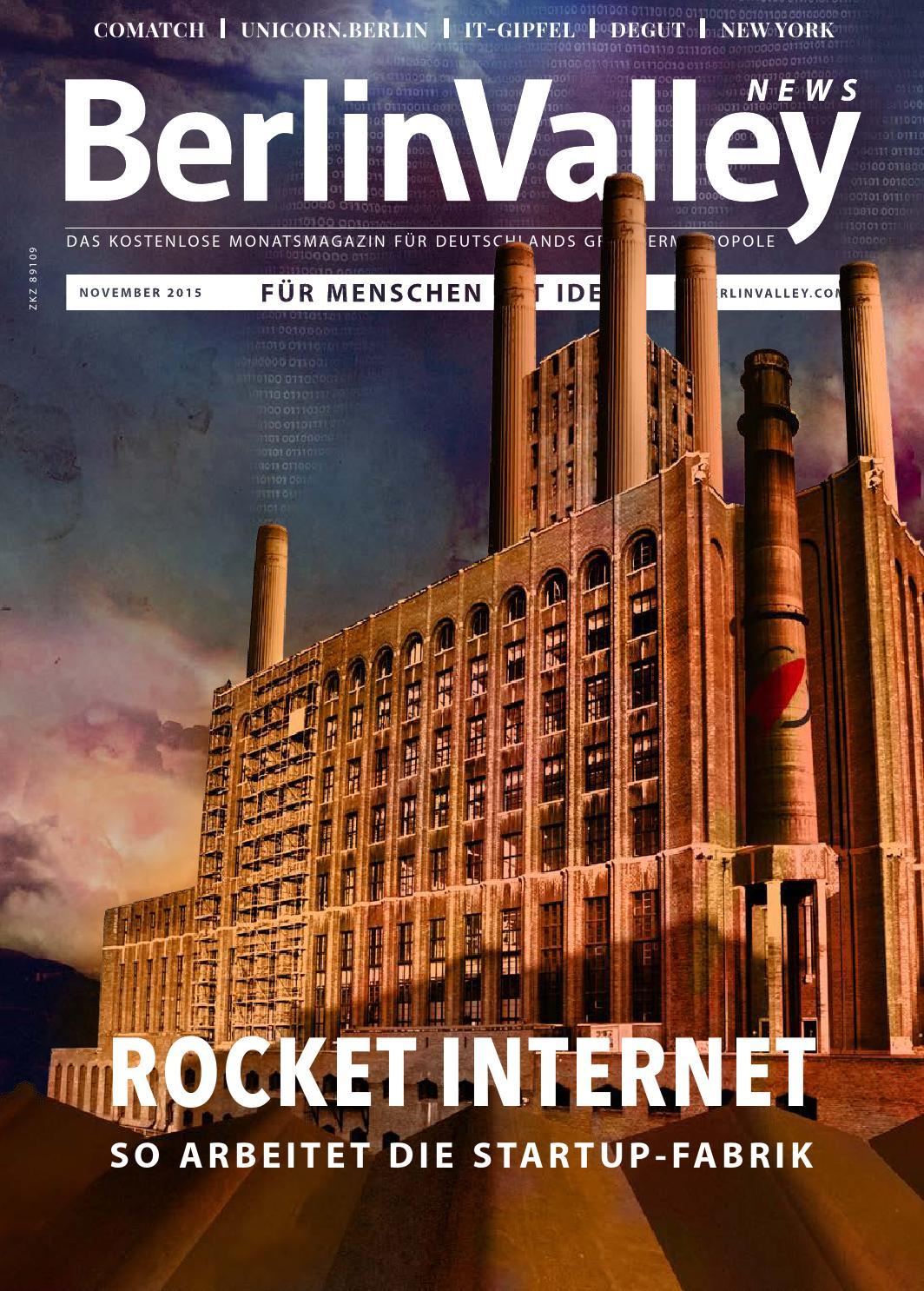 Berlin Valley News 10 / November 2015 by NKF Media - issuu