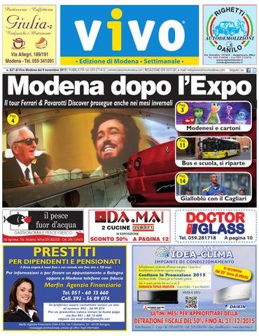 e9d7733cfd47 Modena 621 by Vivo Modena - issuu